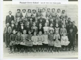 Pleasant Grove School in 1910